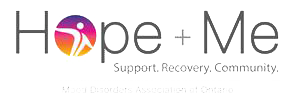Hope + Me. Mood Disorders Association of Ontario
