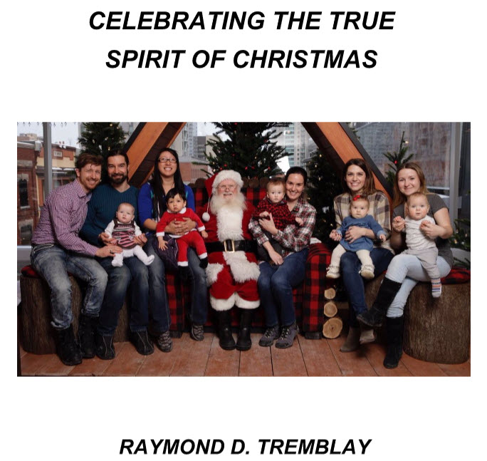 Raymond Tremblay's New Story Collection