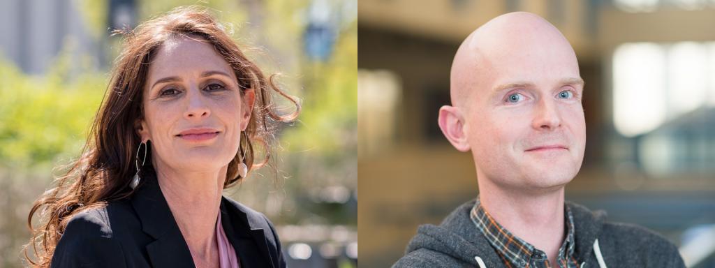 Principal Investigators Dr. Erin Michalak and Steven Barnes