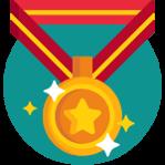 Image of award.