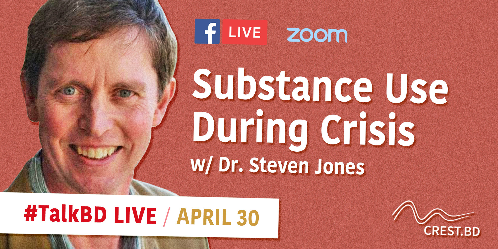 #TalkBD 4 – Substance Use During Crisis