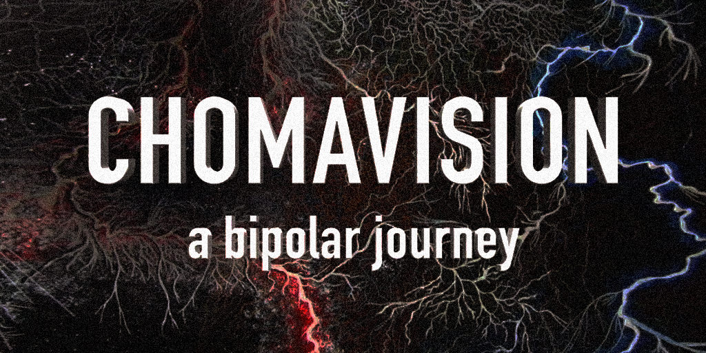 Making Chomavision – A documentary about Bob Choma, artist with bipolar disorder
