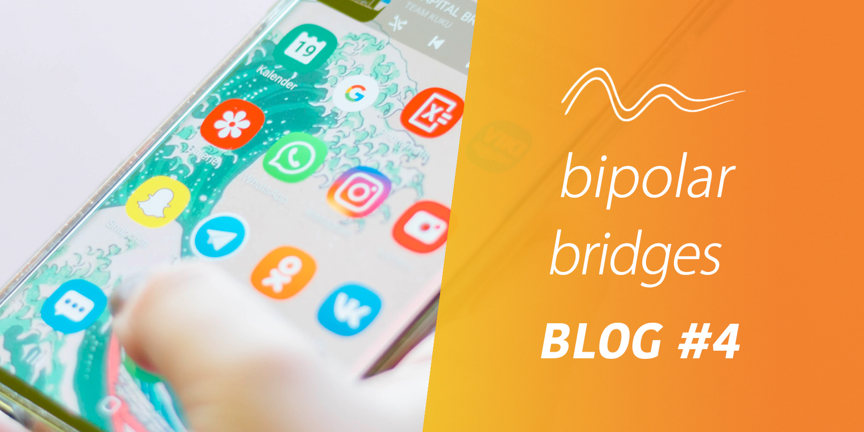 """Bipolar Bridges Update 4: """"There's an app for that!"""""""