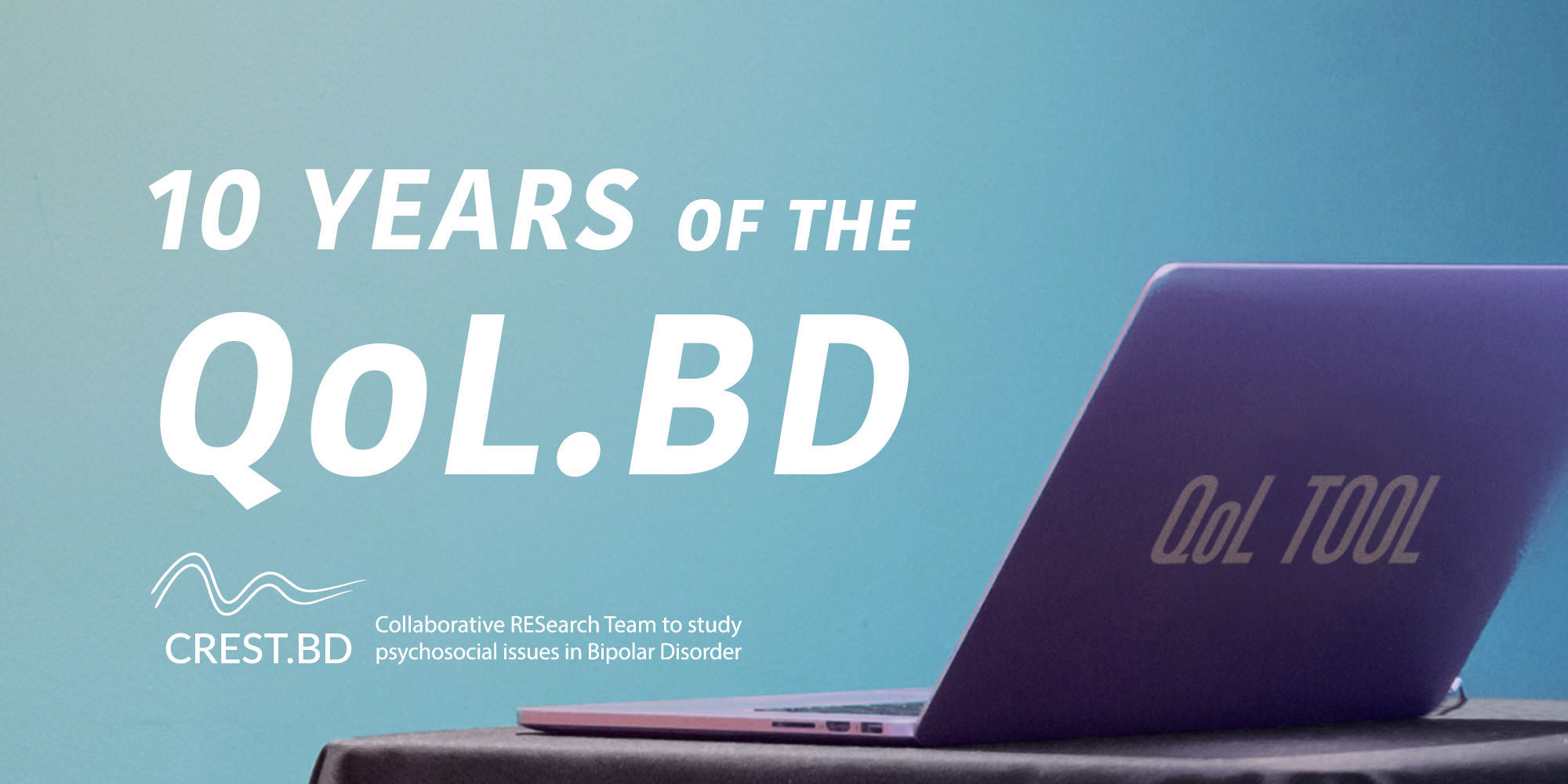 New Publication: Reflecting on 10 Years of the QoL.BD