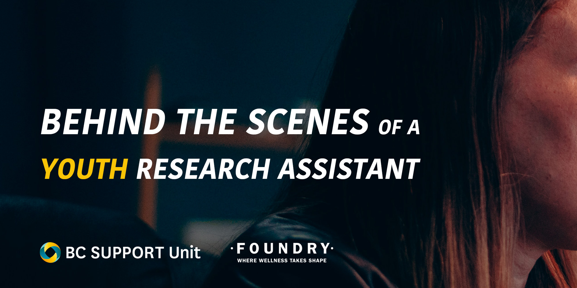 Behind the Scenes of a Youth Research Assistant