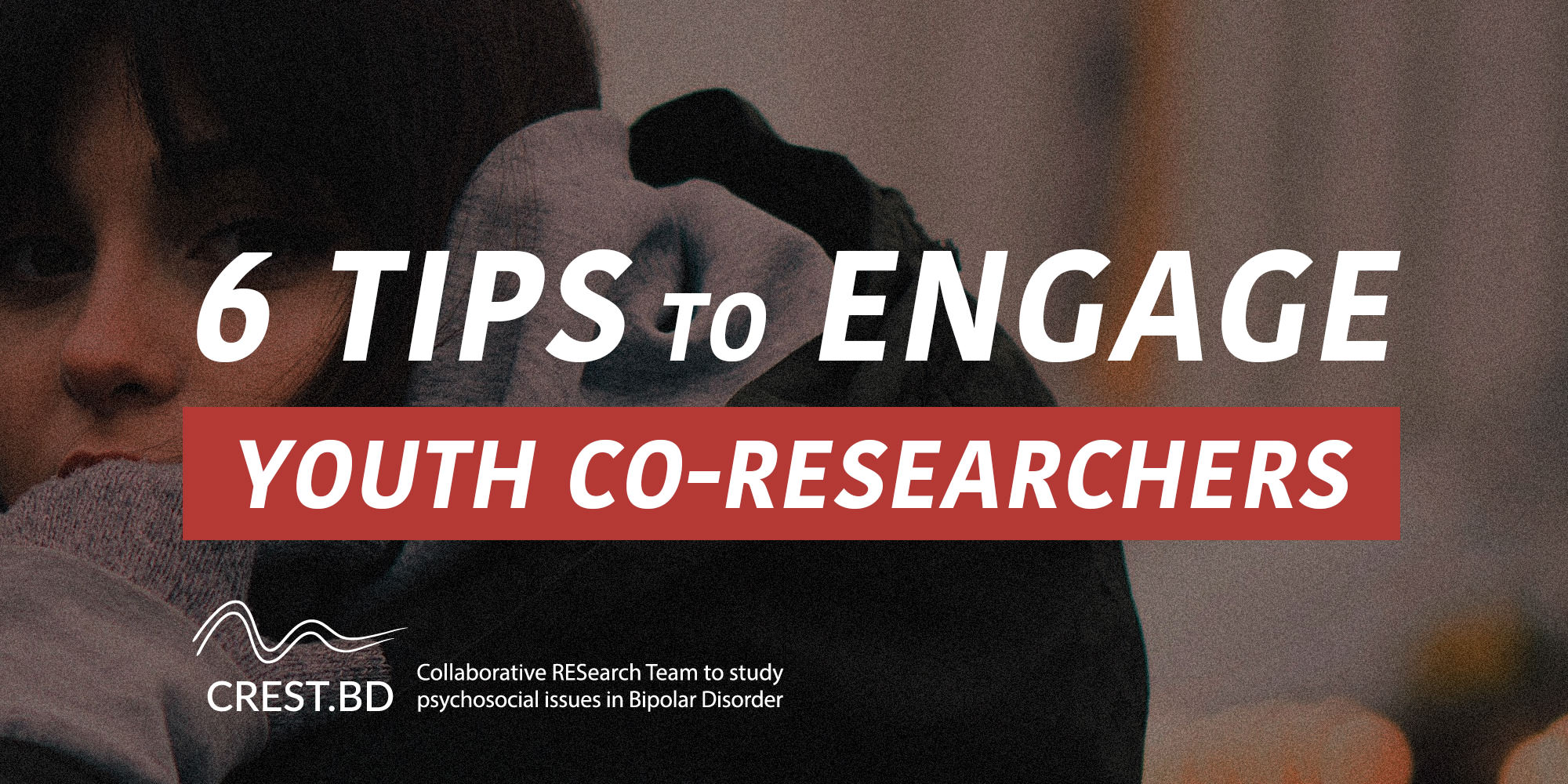 6 Tips for Helping Youth Peer Researchers Stay Engaged