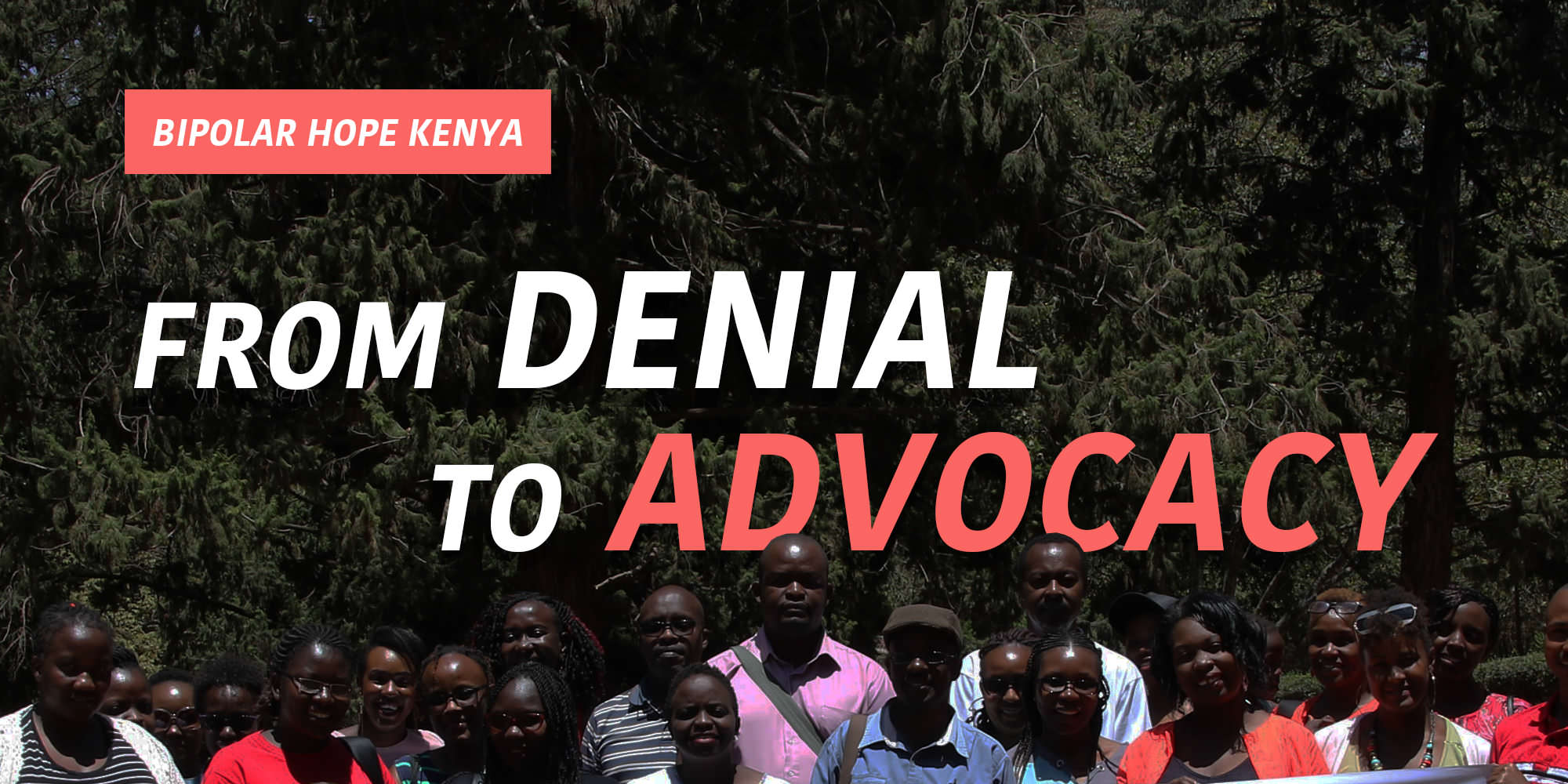 From Denial to Advocacy for Mental Health