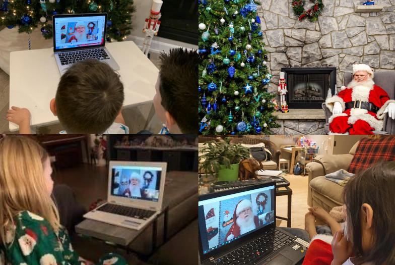 Ho ho ho! Santa's Virtual Sessions